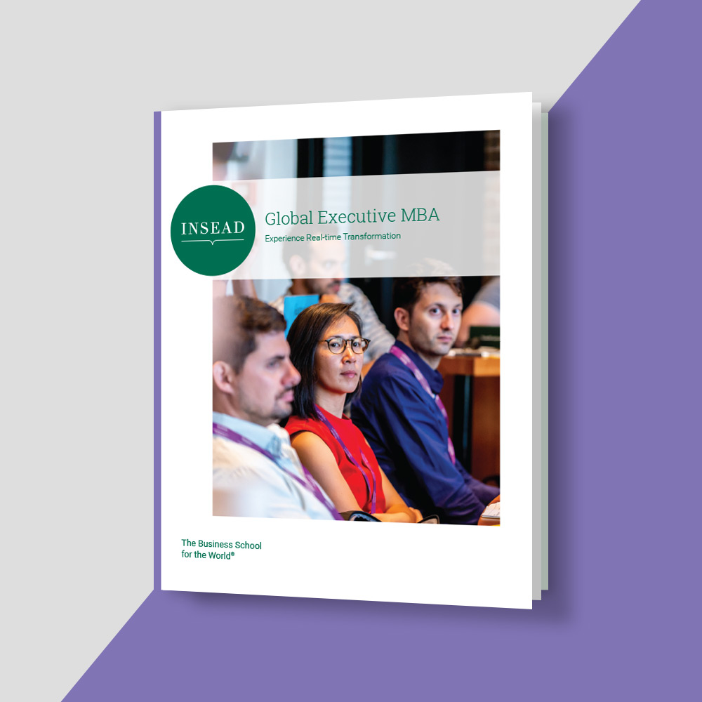 Download the MBA Brochure