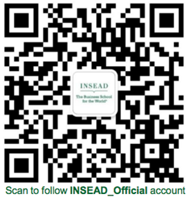INSEAD reinstates its historical Chinese name to support