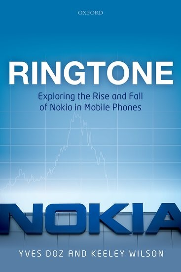 """Ringtone"""" by INSEAD's Yves Doz and Keeley Wilson wins"""
