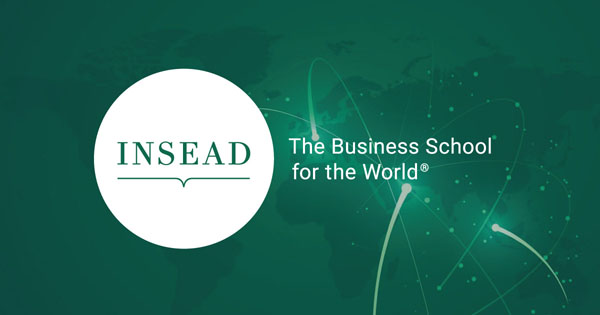 The Business School For The World Insead